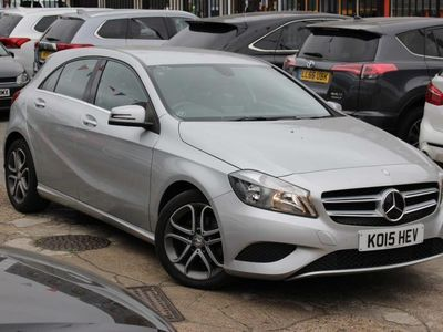 used Mercedes A180 A Class 1.6Sport 7G-DCT 5dr