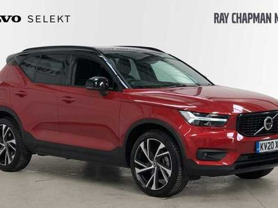 used Volvo XC40 T4 FWD R-Design Pro Auto (Xenium, Intellisafe & Convenience Packs)