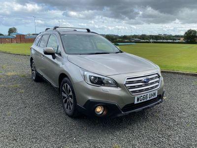used Subaru Outback 2.0 D SE PREMIUM