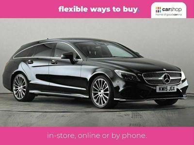 used Mercedes CLS220 BlueTEC AMG Line Premium 5dr 7G-Tronic Leather Seats 2.2