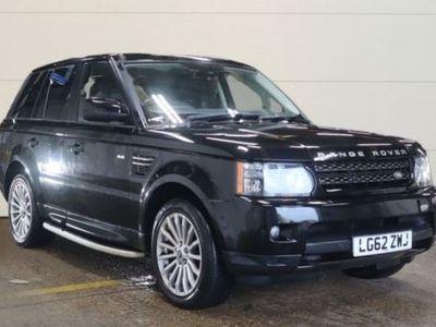 used Land Rover Range Rover Sport 3.0 SDV6 SE 5d 255 BHP | 1 FORMER OWNER | FULLY SERVICED