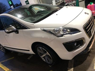 used Peugeot 3008 2.0 HDi Allure 5dr