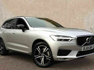 used Volvo XC60 2.0 B5D R DESIGN 5dr AWD Geartronic
