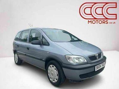used Vauxhall Zafira 1.6 i 16v Club 5dr