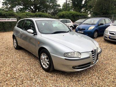 used Alfa Romeo 147 1.6 T.Spark Lusso 3dr