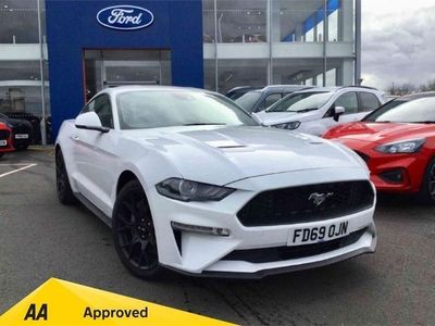 used Ford Mustang 2.3 EcoBoost 2dr Automatic