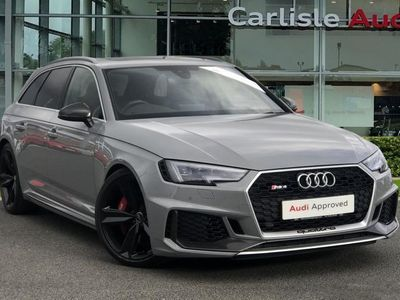 used Audi RS4 2.9 TFSI V6 Carbon Edition Avant Tiptronic quattro (s/s) 5dr Estate avant special edition