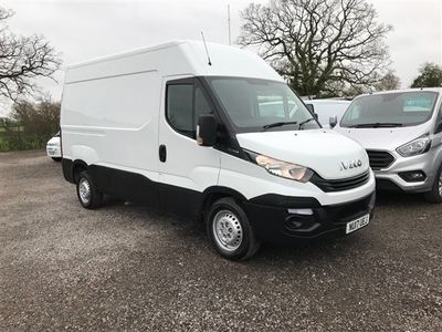 used Iveco Daily 35S14V MWB HIGH ROOF Euro6