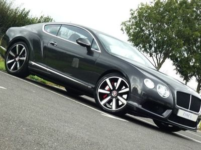 used Bentley Continental GT Coupe 4.0 V8 S 2d Auto