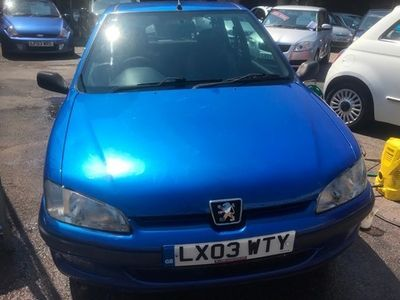 used Peugeot 106 1.1 Independence 3dr