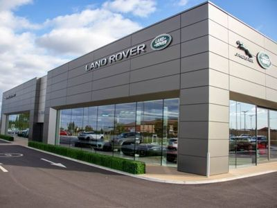 used Land Rover Range Rover evoque 2.0 D180 R-Dynamic S 5dr Auto diesel hatchback