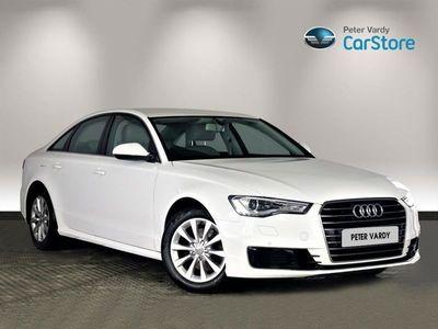 used Audi A6 2.0 Tdi Ultra Se 4Dr S Tronic