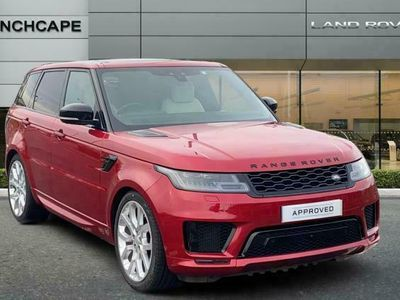 used Land Rover Range Rover Sport Diesel Estate 4.4 SDV8 Autobiography Dynamic 5dr Auto