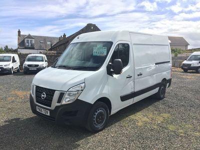 used Nissan NV400 2.3 dCi 125ps H2 SE Van, 2016 (66)