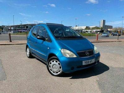used Mercedes A140 A Class 1.4Classic 5dr