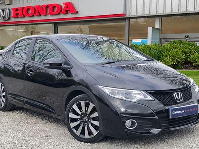 used Honda Civic 1.8 i-VTEC SE Plus 5-Door
