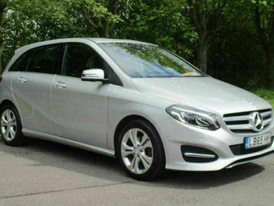 used Mercedes B200 B ClassSport Premium D Aut