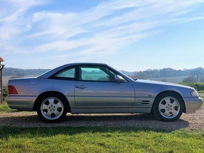used Mercedes 320 SL ClassR129 V6 Auto, 1999 (T)