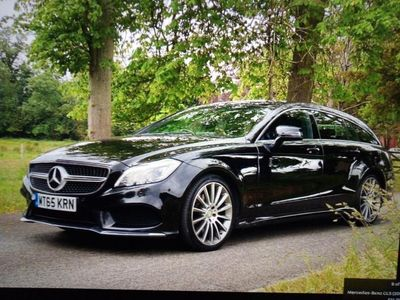 used Mercedes CLS220 CLSBLUETEC AMG LINE