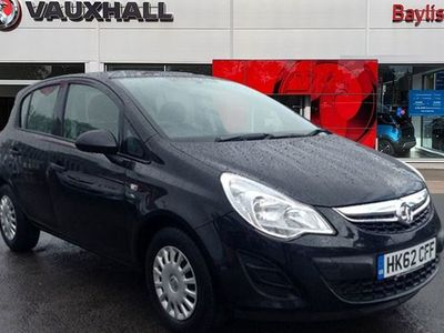 used Vauxhall Corsa 1.2 S 5dr [AC]