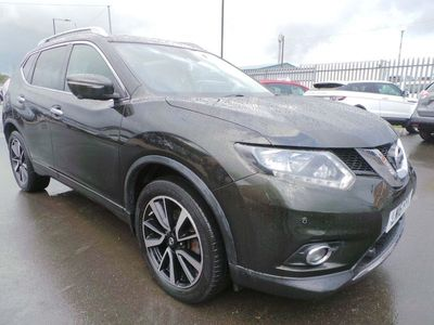 used Nissan X-Trail 1.6 dCi n-tec XTRON (s/s) 5dr