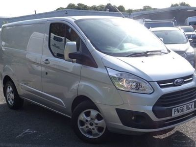 used Ford Custom Transit2.0 TDCi 170ps High Roof Limited Van