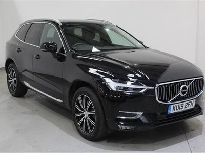 used Volvo XC60 2.0 B5D Inscription 5dr AWD Geartronic Automatic