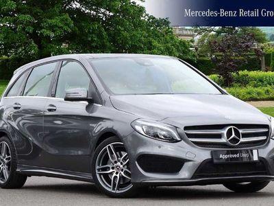 used Mercedes B220 B ClassAMG Line Premium Plus 5dr Auto 2.2