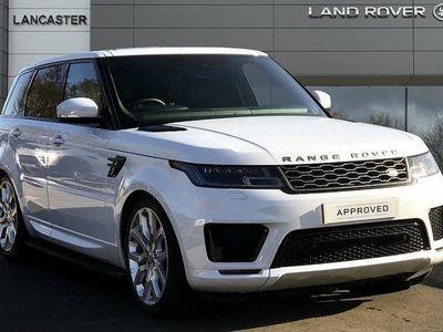 used Land Rover Range Rover Sport SDV6 HSE DYNAMIC