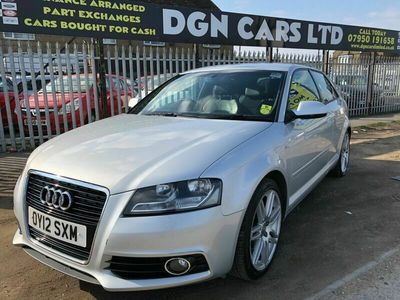 used Audi A3 1.6 TDI S line S Tronic 3dr