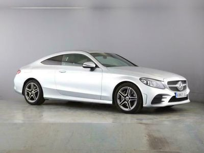 used Mercedes C300 C ClassAMG Line Premium 2dr 9G-Tronic Coupe diesel coupe