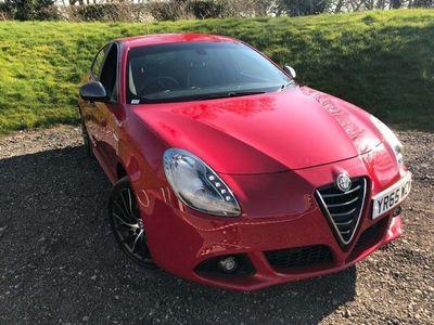 used Alfa Romeo Giulietta 1.4 TB MultiAir QV Line (s/s) 5dr