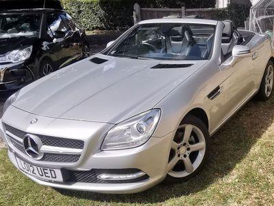used Mercedes SLK200 SLK 1.8BlueEFFICIENCY (s/s) 2dr