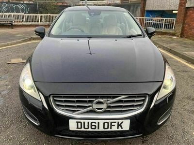 used Volvo S60 2.4 D5 SE Lux 4dr
