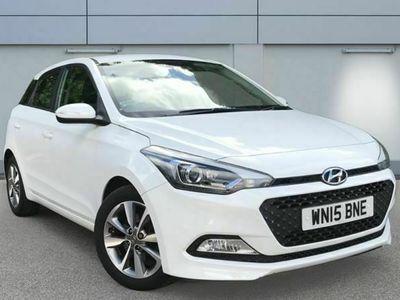 used Hyundai i20 1.4 CRDI SE Man