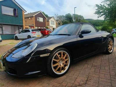 used Porsche Boxster 2.7 986 Tiptronic S 2dr