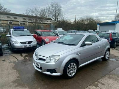 used Vauxhall Tigra 1.4 16V TWINPORT 2d 90 BHP CLICK AND COLLECT/DELIVERY