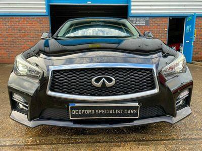 used Infiniti Q50 3.5h V6 Sport Tech Auto AWD (s/s) 4dr