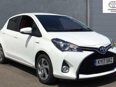 used Toyota Yaris 1.5 Hybrid Icon 5Dr Cvt