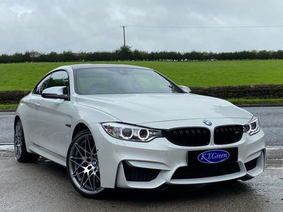 used BMW M4 M4 3.0COMPETITION PACKAGE 2d 444 BHP