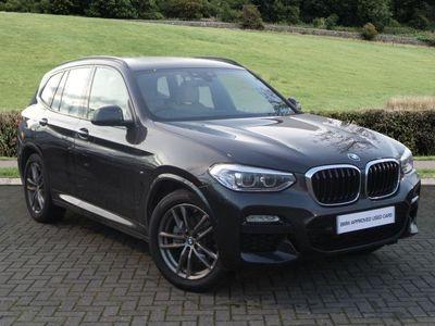 used BMW X3 X3 SeriesxDrive20d M Sport 2.0 5dr
