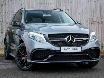 used Mercedes GLE63 AMG GLE ClassV8 AMG S 5.5 5dr SUV Automatic Petrol
