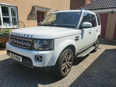 used Land Rover Discovery 4 3.0 SD V6 HSE Luxury 5dr