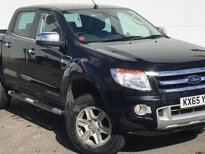 used Ford Ranger Diesel Pick Up Double Cab Limited 2.2 TDCi 150 4WD
