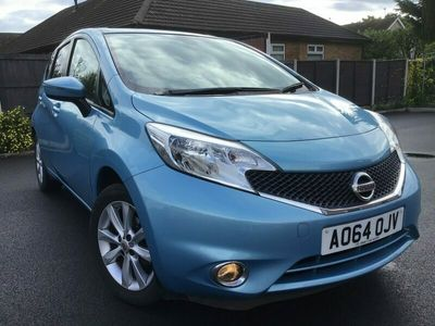 used Nissan Note 1.2 DiG-S Acenta Premium 5dr Automatic