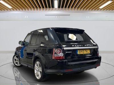 used Land Rover Range Rover Sport Estate 3.0 SDV6 HSE Black Edition 5d Auto