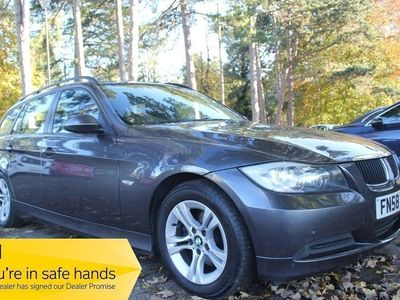 used BMW 320 3 SERIES d SE TOURING