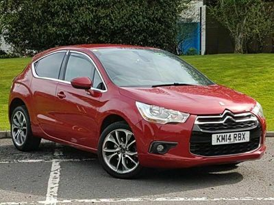 used Citroën DS4 2.0 HDi DStyle 5dr Auto
