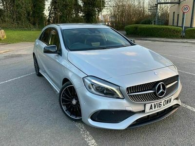 used Mercedes A200 A Class 2.1AMG Line (Premium) (s/s) 5dr