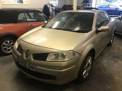 used Renault Mégane Cabriolet